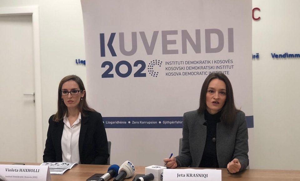 Vazhdimi i dialogut nuk duhet t'a gjejë Kosovën pa konsensus të brendshëm