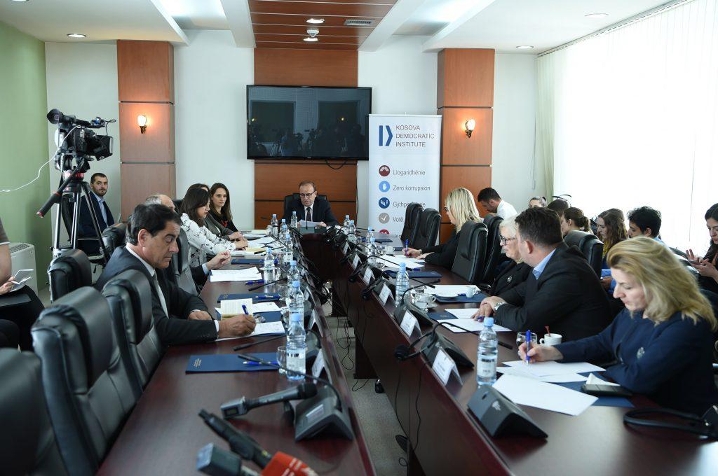 Mbikëqyrje më efektive: takimi i parë koordinues mes komisioneve parlamentare mbi procesin e dialogut