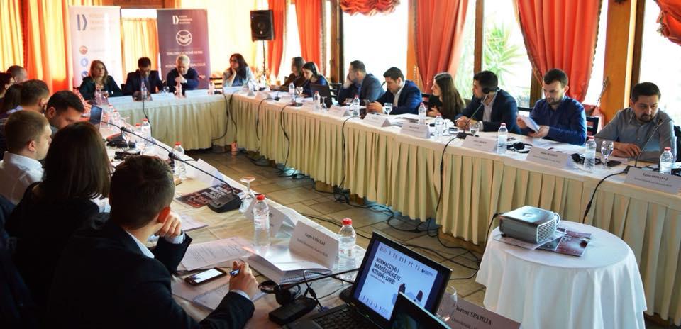 Politika, shoqëria civile dhe mediat propozojnë bazën e platformës se re për dialogun me Serbinë