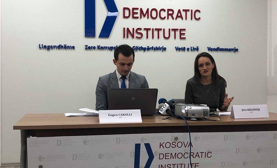 """Ndërprerja e dialogut: KDI del me skenarë për """"mbajtjen"""" apo """"pezullimin"""" e taksës 100%"""
