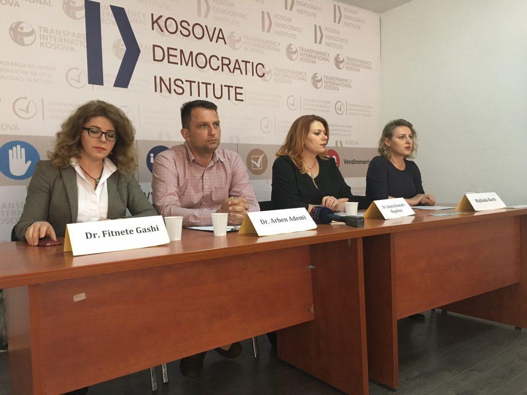 KDI mbajti konferencën për media me 100 specialist të fushave të ndryshme mjekësore