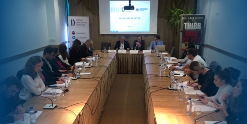 KDI publikon raportin të Drejtat në Letër